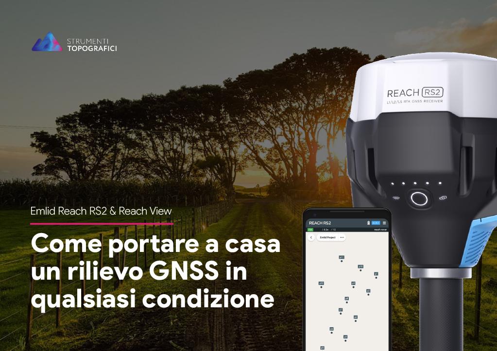 come portare a casa un rilievo GNSS in qualsiasi condizione