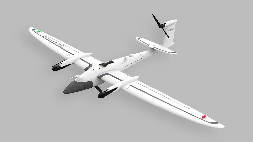 trinity drone ala fissa